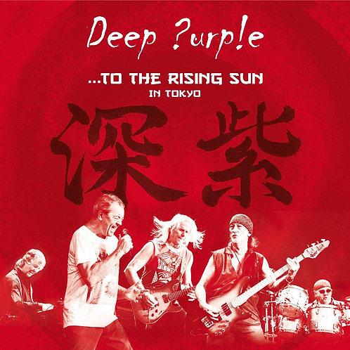 DEEP PURPLE - ...TO THE RISING SUN IN TOKYO - 2  DIGI CD + DVD