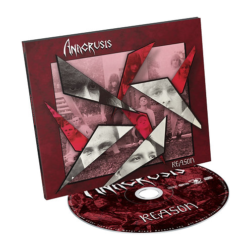 ANACRUSIS - Reason DIGIPACK CD
