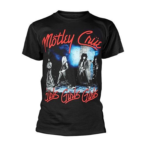 MOTLEY CRUE - Girls Girls Girls - T shirt
