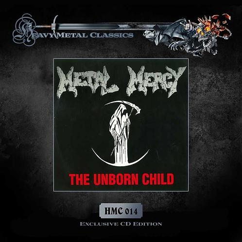 METAL MERCY - The Unborn Child - CD