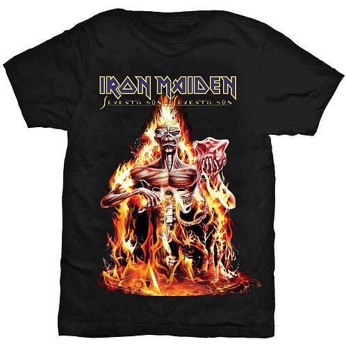 IRON MAIDEN - Seventh Sons - Official T shirt