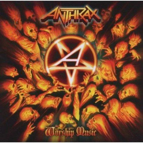 ANTHRAX - Worship Music - CD