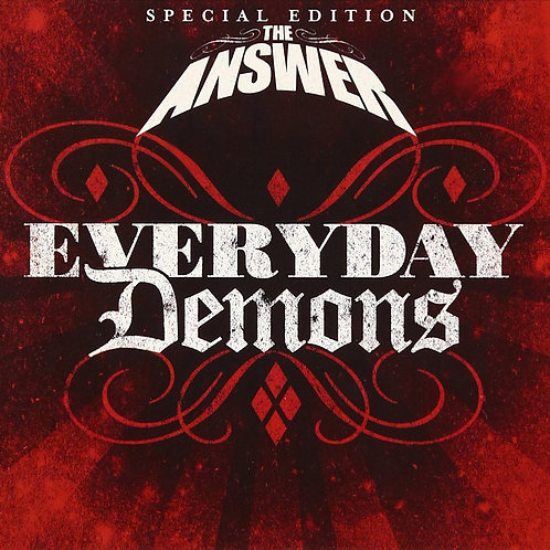 THE ANSWER - EVERYDAY DEMONS/SPECIAL EDITION - 2 CD