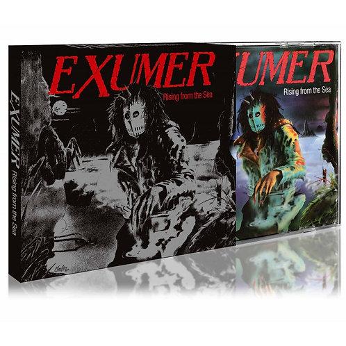 EXUMER - RISING FROM THE SEA - SLIPCASE CD