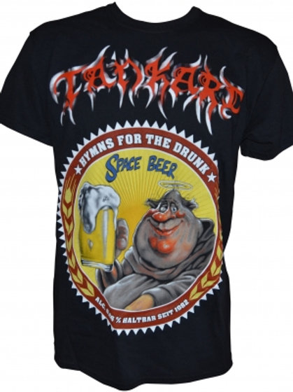 TANKARD - Hymns For The Drunk - T shirt