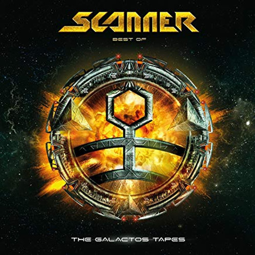 SCANNER - THE GALACTOS TAPES - CD