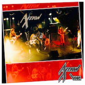 AXTION - Axtion Live - CD+DVD