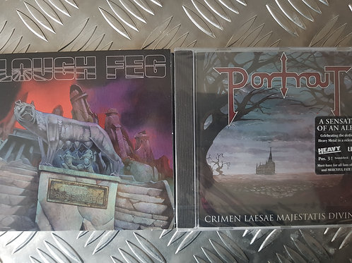 SLOUGH FEG vs PORTRAIT BUNDLE - 2CD