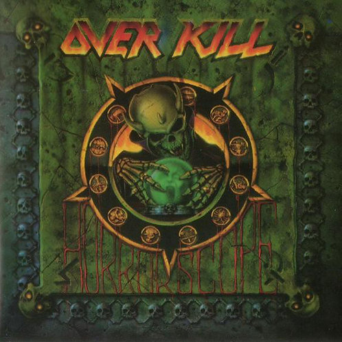 OVER KILL - HORRORSCOPE - CD