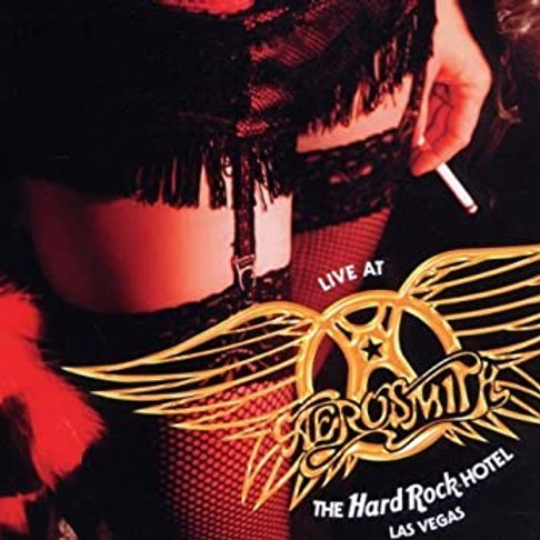AEROSMITH - ROCKIN' THE JOINT - LIVE AT THE HARD ROCK HOTEL LAS VEGAS - CD