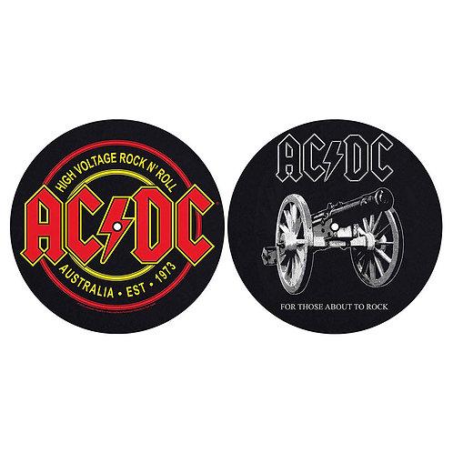 AC/DC 2  - Feutrine pour platine