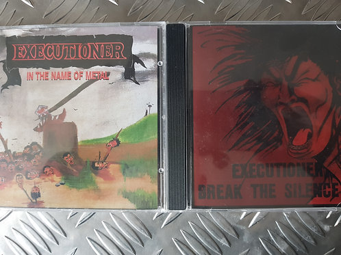 EXECUTIONER BUNDLE - 2 CD