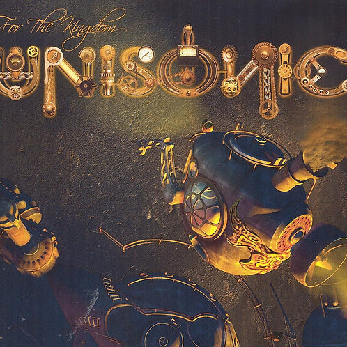 UNISONIC - FOR THE KINGDOM - DIGI CD