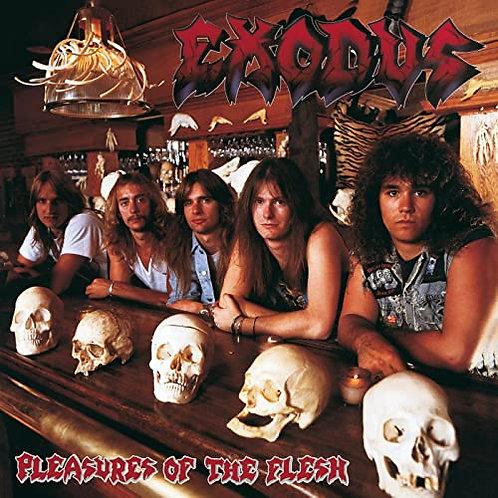 EXODUS - PLEASURE OF THE FLESH - CD