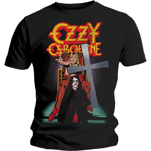 OZZY OSBOURNE - Speak Of The Devil - T shirt