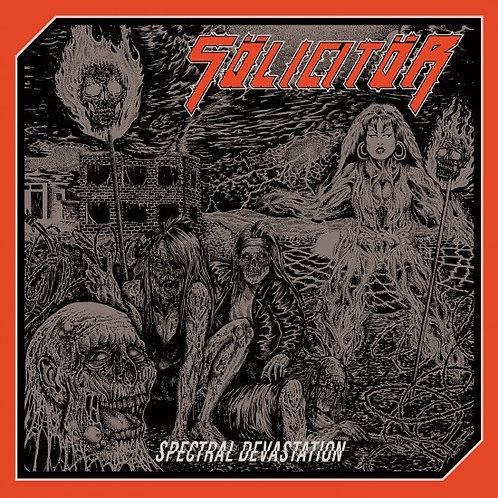 SOLICITOR - Spectral Devastation - CD