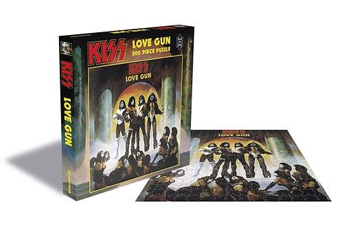 PUZZLE - KISS - Love Gun