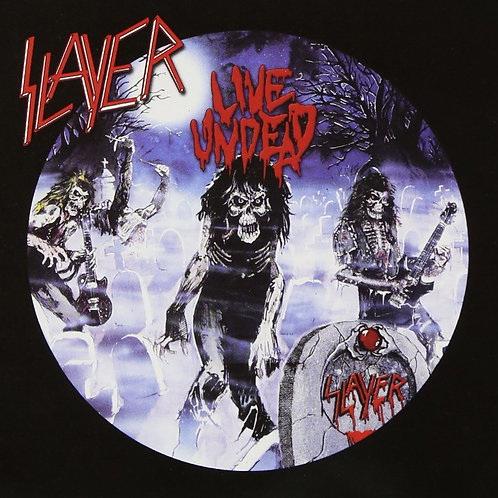 SLAYER - LIVE UNDEAD - CD