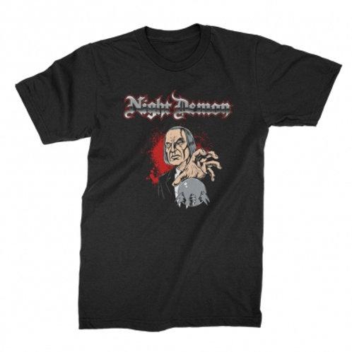 NIGHT DEMON - Tall Man - T shirt