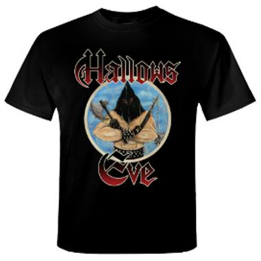 HALLOWS EVE - Classic Logo - T shirt