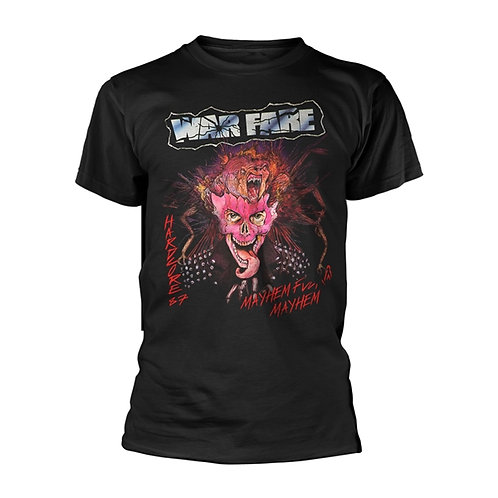 WARFARE - Mayhem T shirt