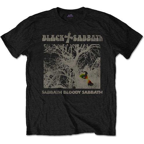 BLACK SABBATH - Sabbath Boody Vintage Tour - T shirt