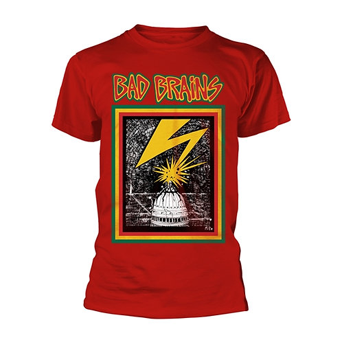 BAD BRAINS - RED