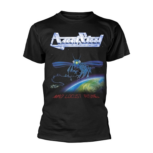 AGENT STEEL - Mad Locust Rising T shirt