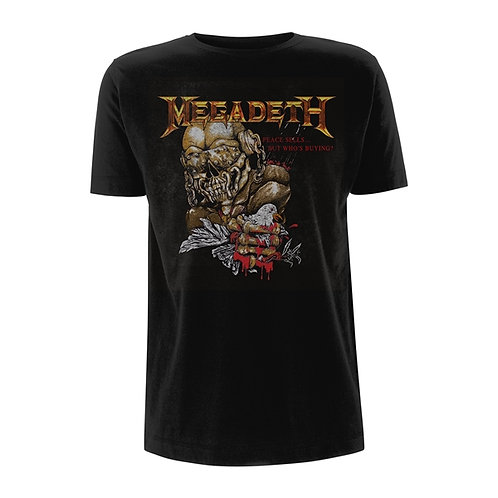 MEGADETH - Peace Sells but Who's Buying - T shirt