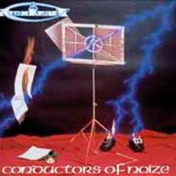 ATOMKRAFT - Conductors of Noize DIGIPACK CD