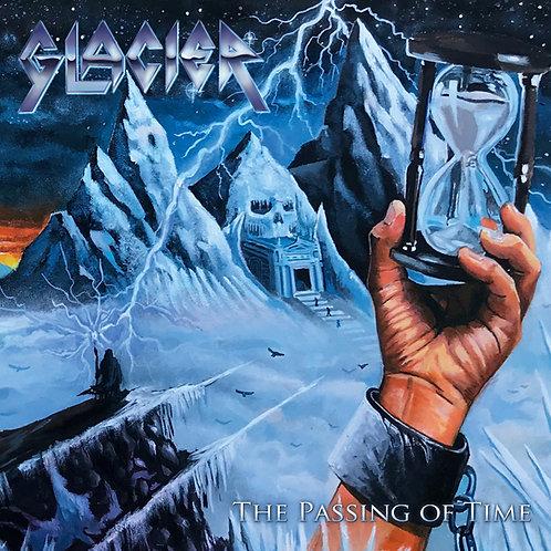 GLACIER - The Passing Of Time -Black LP