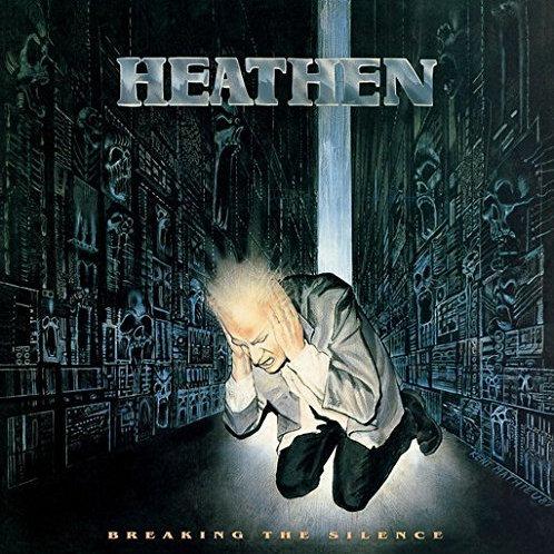 HEATHEN - BREAKING THE SILENCE - CD