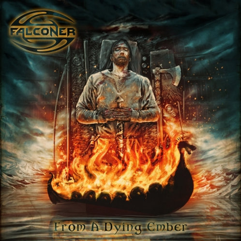 FALCONER - From A Dying Ember - DIGI CD