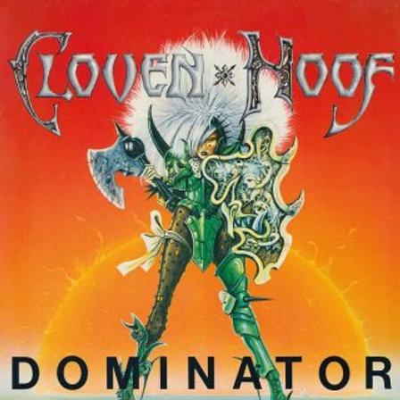 CLOVEN HOOF  - DOMINATOR - LP