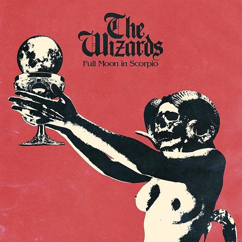 THE WIZARDS - Full Moon In Scorpio - LP