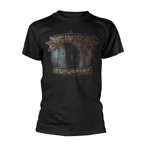 BON JOVI - New Jersey - T shirt
