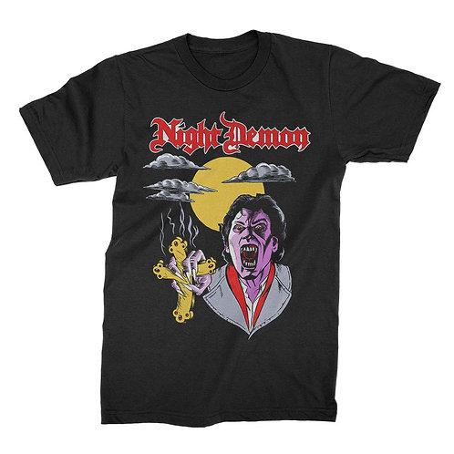 NIGHT DEMON - Blood Suckers - T shirt