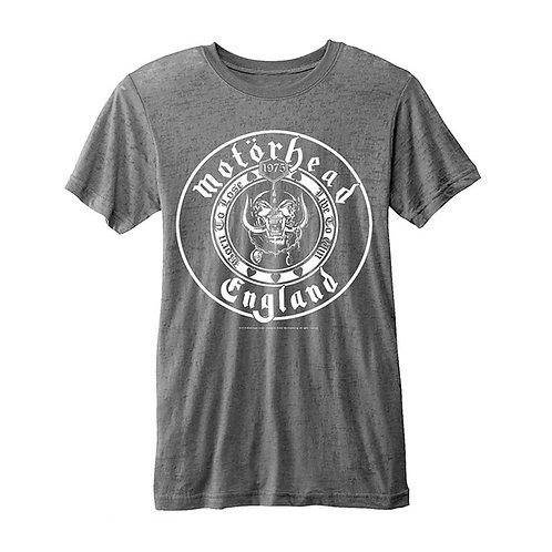 MOTORHEAD - England Seal - T shirt