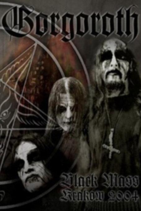 GORGOROTH - BLACK MASS KRAKOW 2004 - METAL BOX DVD