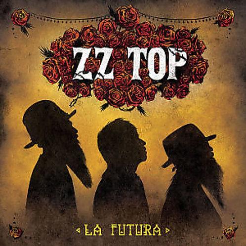 ZZ TOP - LA FUTURA - DIGI CD