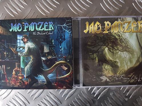 JAG PANZER BUNDLE - 2CD