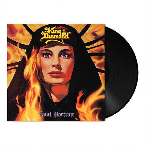 KING DIAMOND - Fatal Portrait - BLACK LP