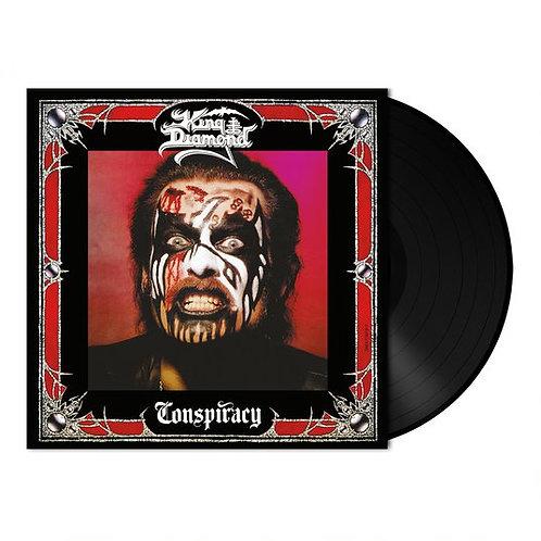 KING DIAMOND - Conspiracy - BLACK LP