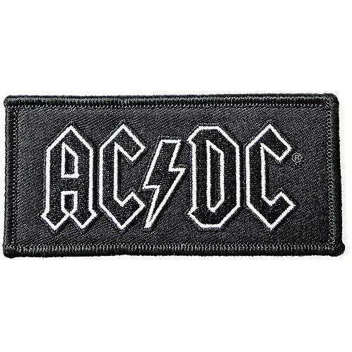 AC/DC - Classic Logo - OFFICIEL WOVEN PATCH