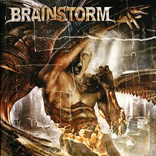 BRAINSTORM - METUS MORTIS - DIGI CD