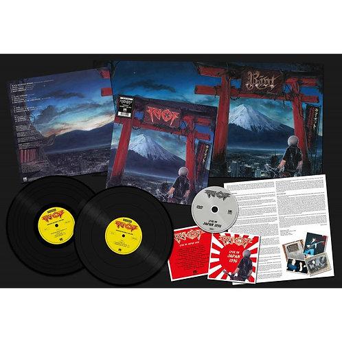 RIOT - Archives Vol. 5/1992 2005 - 2 Black Vinyl+DVD