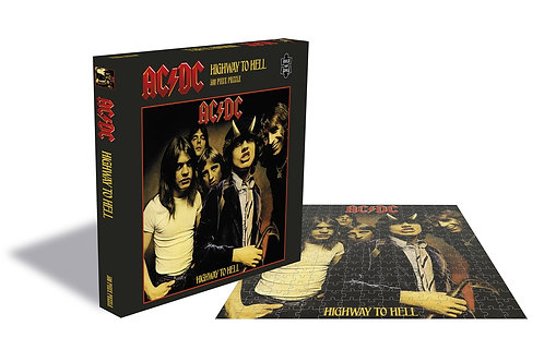 PUZZLE - AC/DC - HIGHWAY TO HELL
