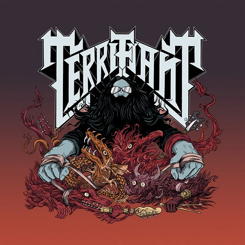 TERRIFIANT - Terrifiant - CD