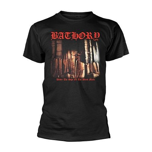 BATHORY - Under The Sign Of The Black Mark - T shirt