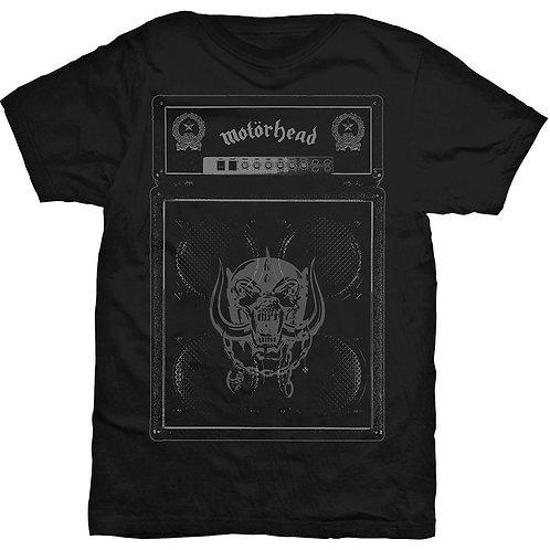 MOTORHEAD - Amp Stack - Official T-shirt